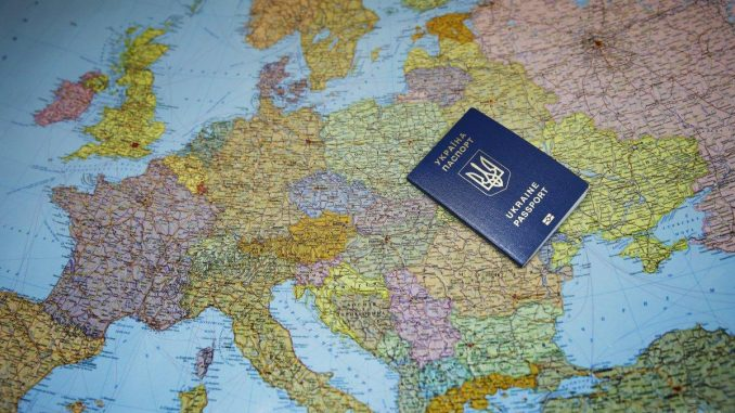 Ukraine dual citizenship with EU states