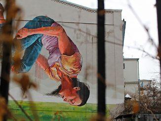 Art Guide to Murals Kiev