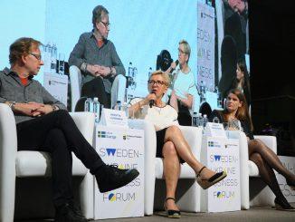 Sweden-Ukraine business forum in Kyiv May 2019